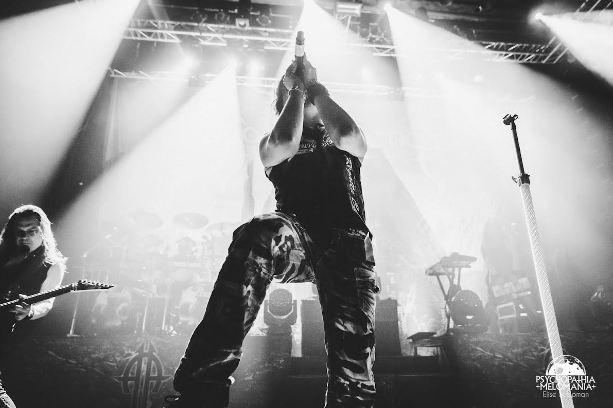 Sonata Arctica @Le Splendid, Lille 29/03/2017