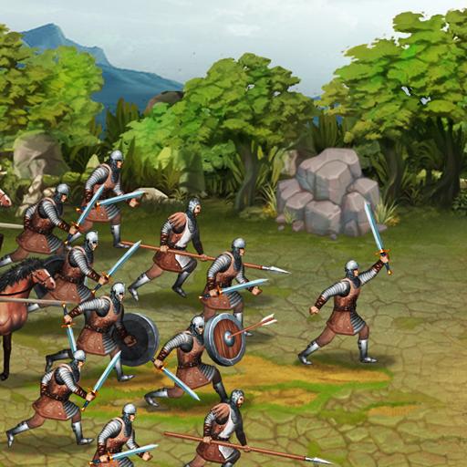 Battle Seven Kingdoms : Kingdom Wars2 V3.0.3 Mod Unlimited Money