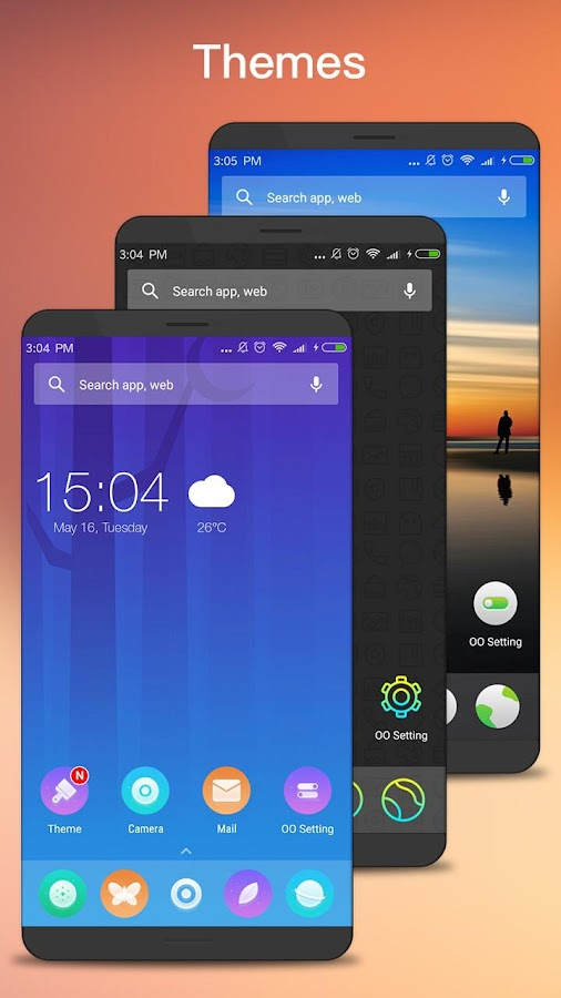 🆓 OO Launcher For Android 8.0 Oreo™