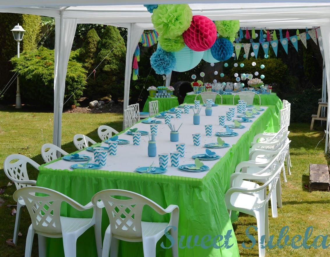 Bautizo decoracion jardin for Decoracion casa jardin