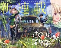 Saguri-chan Tankentai Chap 24
