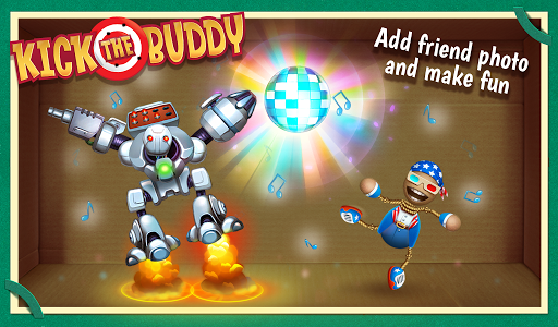 Kick the Buddy Hack Cho Android