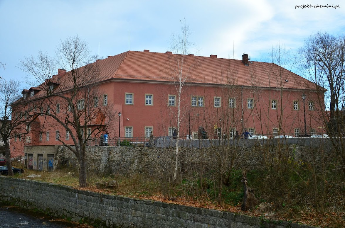 Gmach klasztorny, obecnie siedziba Muzeum Przyrodniczego