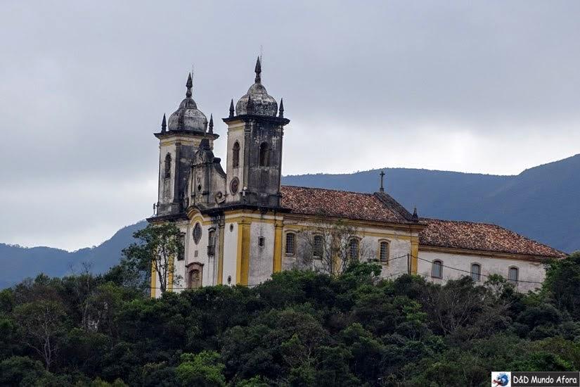 Igreja de São Francisco de Paula - O que fazer em Ouro Preto (MG)