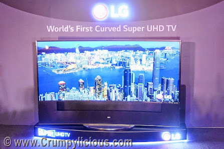 lg electronics 105uc9 105 inch curved super ultra hd tv