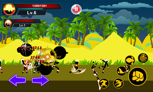 Stickman Hero Pirate Fight Hack Cho Android
