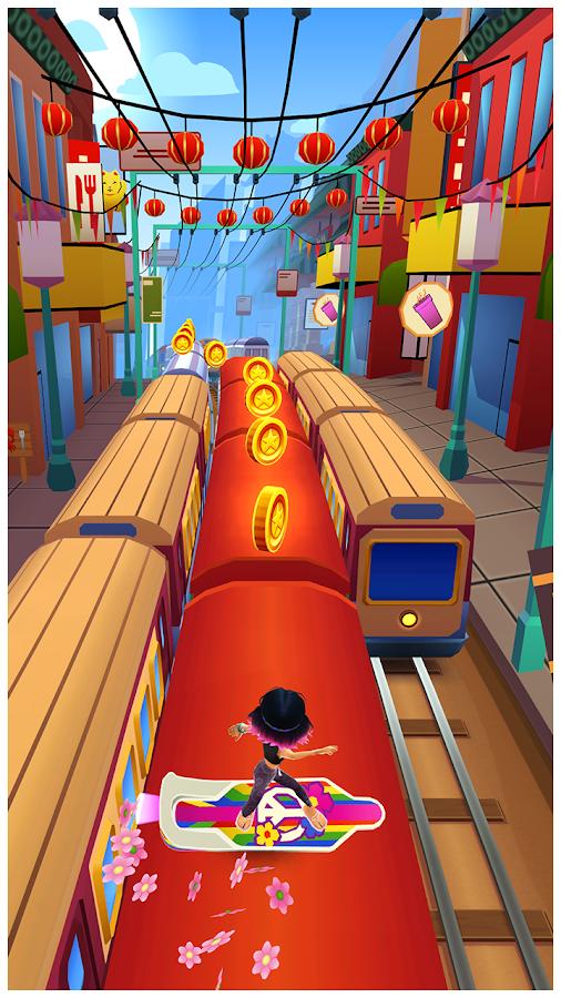 Permainan Subway Surfers 1.66.0 Apk terbaru 2017