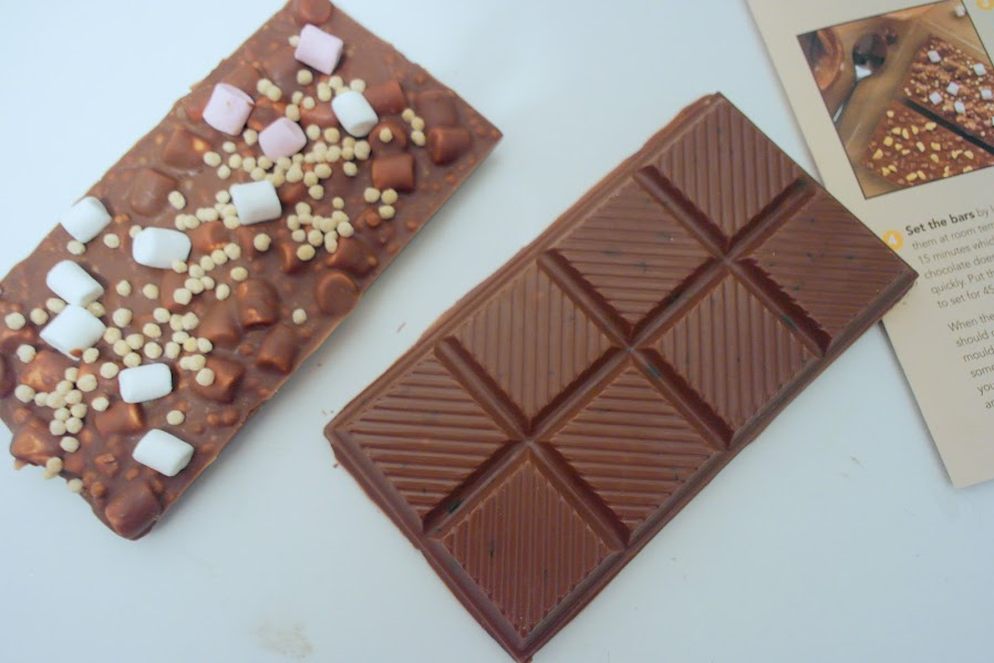 crafty creatives chocolate at home