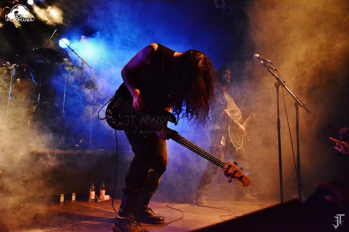 Enthroned @Under The Black Sun XVIII, Helenenauer, Allemagne 03/07/2015