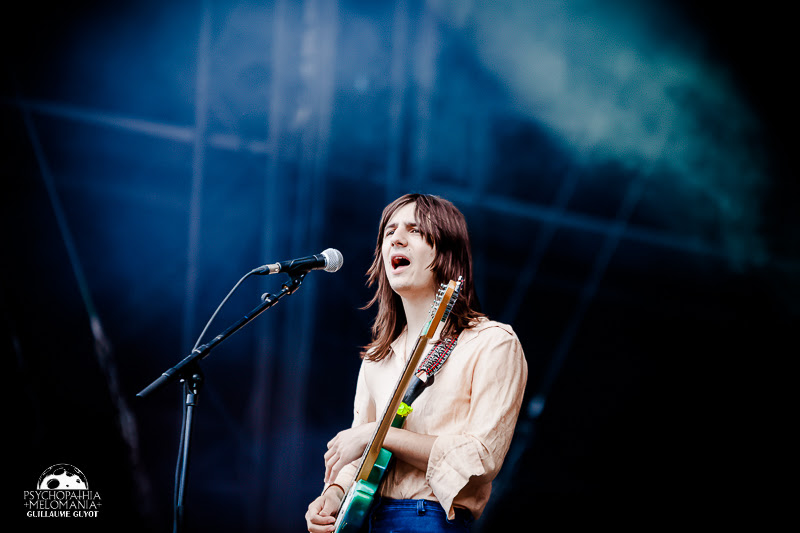 The Lemon Twigs @Main Square Festival 2017, Arras 02/07/2017