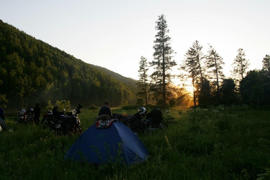 podróż motocyklowa do mongolii