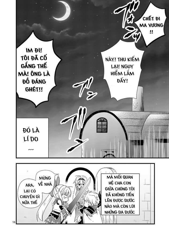 Onna Yuusha no Hahaoya to Saikon Shita no de - Onna Yuusha ga Giri no Musume ni Narimashita Chương 7 - TruyentranhLH.com