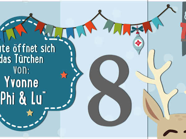Adventskalender Türchen Nr. 8