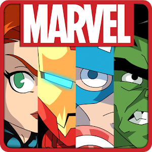 Marvel Run Jump Smash! v1.0.1 APK Arcade & Action Games Free Download