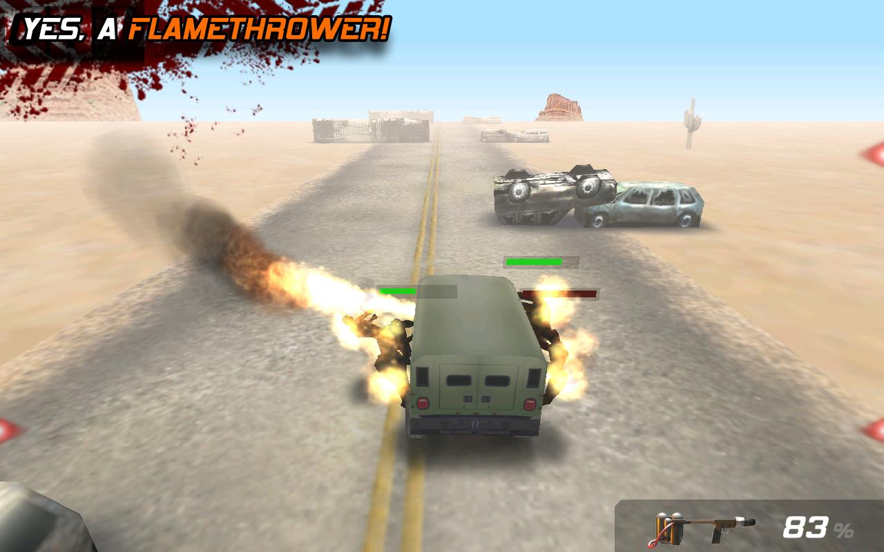 Download Zombie Highway Torrent Android APK 2013