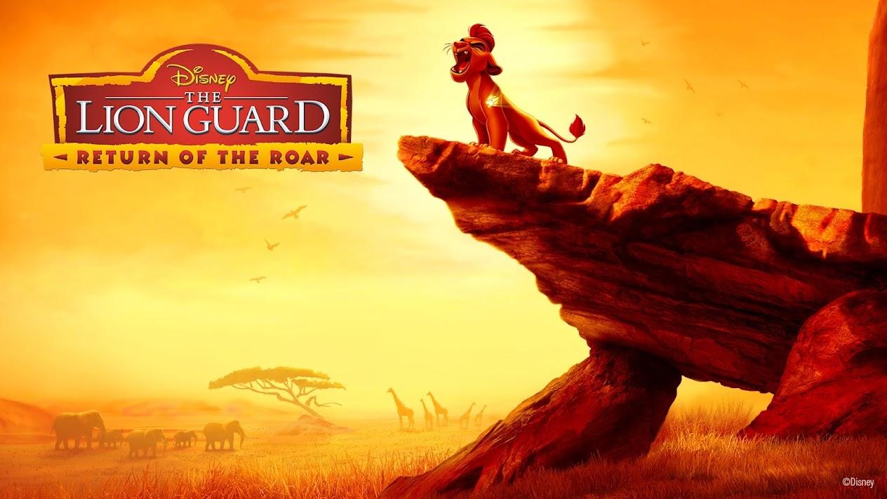 The Lion Guard: Return Of The Roar HINDI Full Movie [HD]