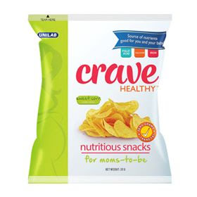 Crave Healthy a nutritious snack