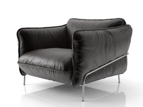 [3Dsmax] 3D model free - Continental armchair