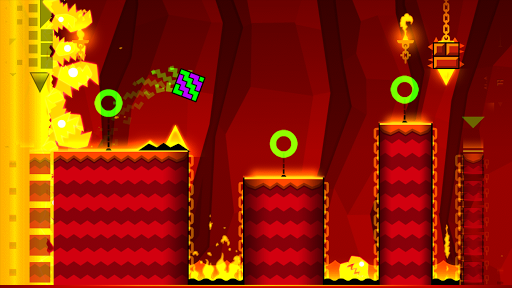 Game Geometry Dash Meltdown Hack Mod