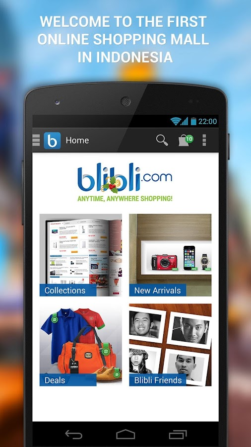 App Blibli