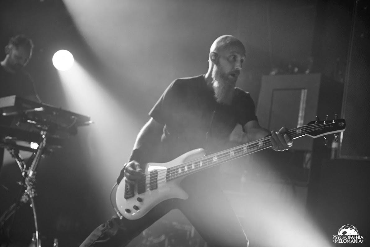 Devin Townsend Project @Rock School Barbey, Bordeaux 01/02/2017