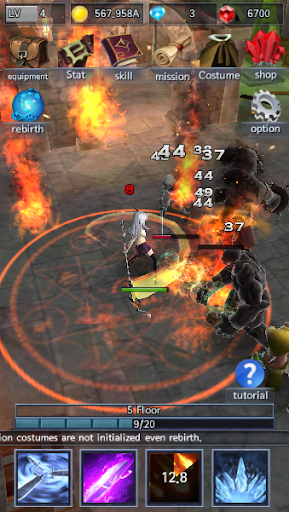 Game DarkWarrior Mod
