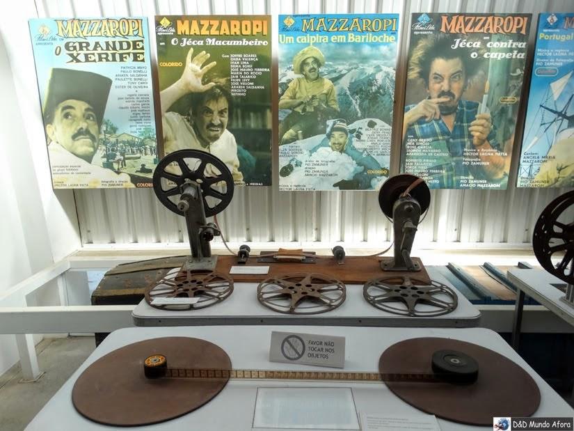 Museu Mazzaropi Taubaté - SP