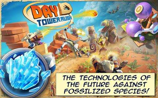 Day D: Tower Rush Hack