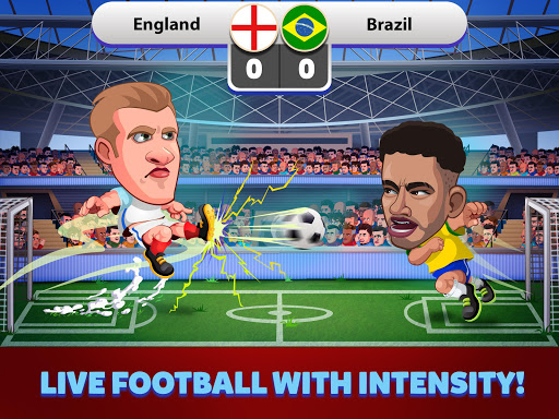 Head Soccer Russia Cup 2018: World Football League Hack Full Tiền Vàng