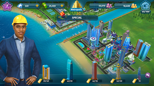 Game Xây Dựng My City Mod