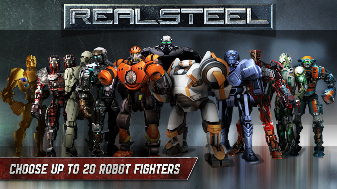 Real Steel All Robots