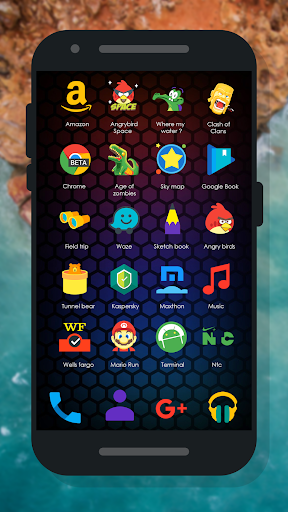 Rumber - Icon Pack