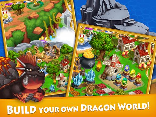 Dragon x Dragon City Sim Game Hack Full Tiền Vàng Gold Kim Cương Gems