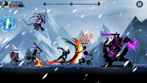 Shadow Fighter Hack Full Tiền Vàng Cho Android