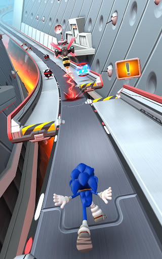 Game Sonic Dash 2: Sonic Boom Hack Cho Android