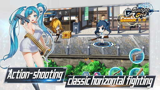 Gunfight Girls Mod Full Tiền Cho Android