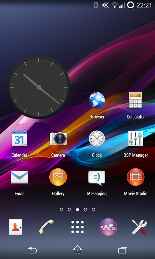 CM11 CM10 Sony XPERIA Z theme v2.2.8 APK Personalization Apps Free Download