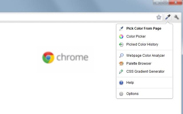 اضافة على جوجل كروم و فايرفوكس للحصول اكواد الالوان من المواقع و الصور