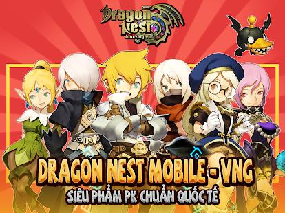 Dragon Nest Mobile – VNG v1.2.0 | Menu Mod | 1 Hit | God Mode