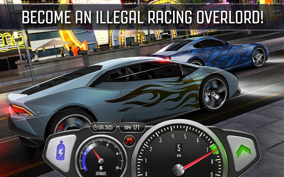 top-speed-drag-&-fast-racing-screenshot-2
