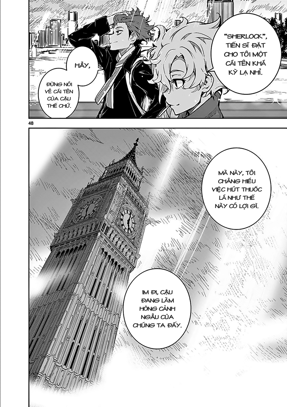 I am Sherlock Chương 0 - TruyentranhLH.com