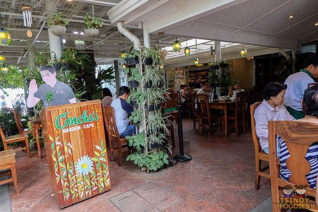 conchas garden cafe