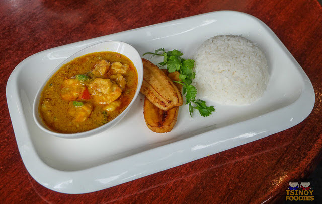 carribean shrimp curry