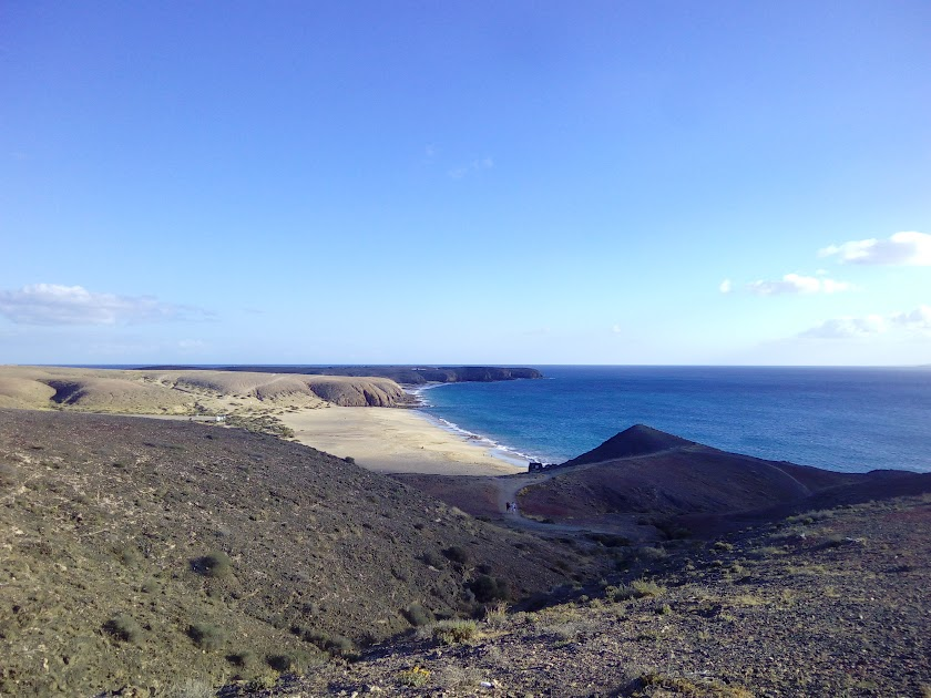 natural beaches lanzarote