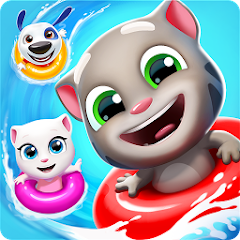 Talking Tom Pool Download Apk