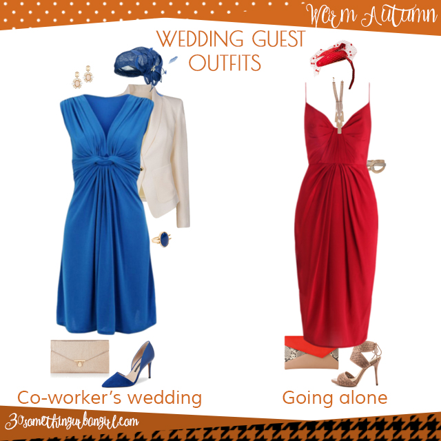 Wedding Guest Outfit Ideas For Warm Spring And Warm Autumn Women