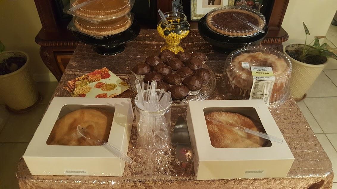 Thanksgiving Dessert Idea
