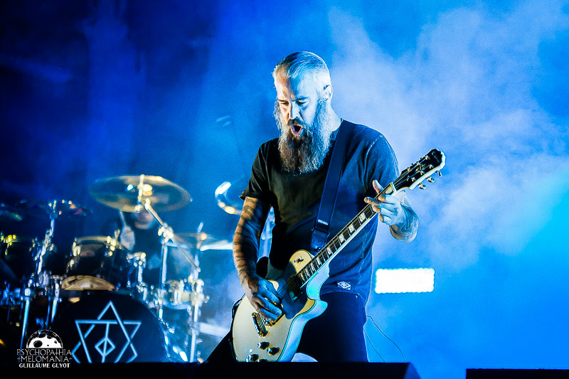 In Flames @Hellfest 2017, Clisson 16/06/2017