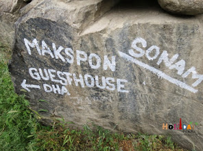 Makspon Guest House in Dah village
