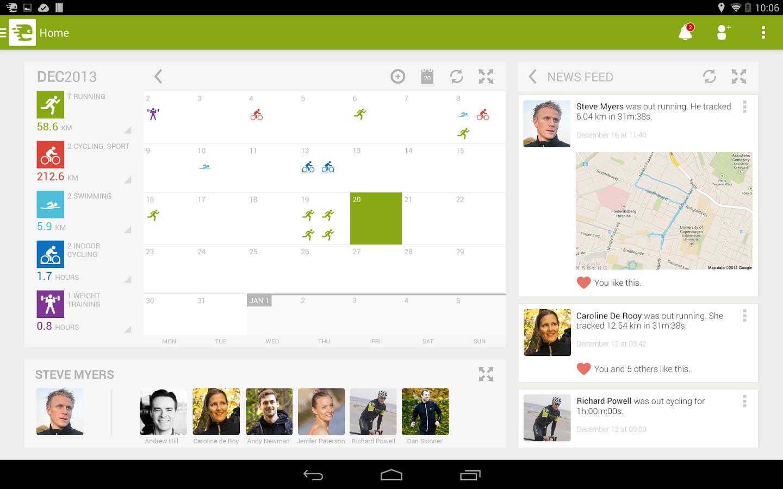 Endomondo Sports Tracker PRO v9.4.0 APK Health & Fitness Apps Free Download